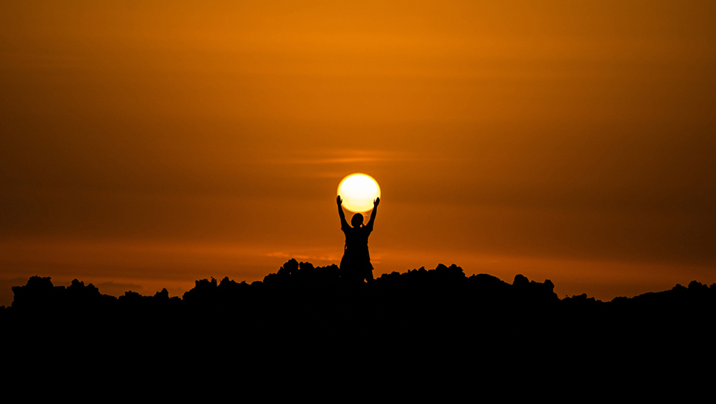 Sun Worship For Super Consciousness